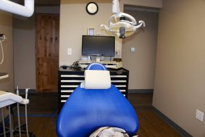 Green City Dental Edmonds operatory